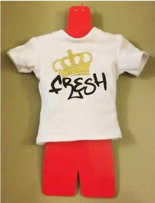 Tee Shirt From Hypnotize Style Lab 2016 Fashion Royalty Convention Outfit