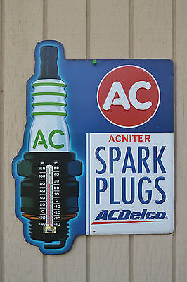 AC Delco Tin Sign  *Still Shrink Wrapped*Collectible*Mancave