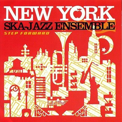 THE NEW YORK SKA-JAZZ ENSEMBLE - Step Forward - LP