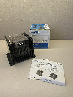 Omron G3Nh-4075B Solid State Relay