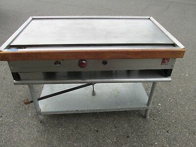 4' Hibachi Grill With Stands