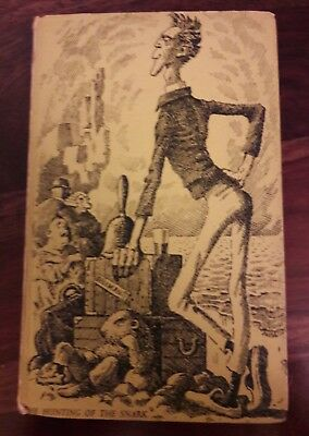 The Hunting Of The Snark, By Lewis Carroll, Illustrated By Melvyn Peake. 1941.