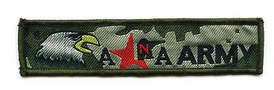 ANA Army Aufnäher Patch Special Forces Armee US Eagle tarn camo