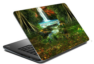"""Nature Laptop Skin Notebook Sticker Cover Decal Fit 14.1"""" x 15.6"""" SL-33-084"""