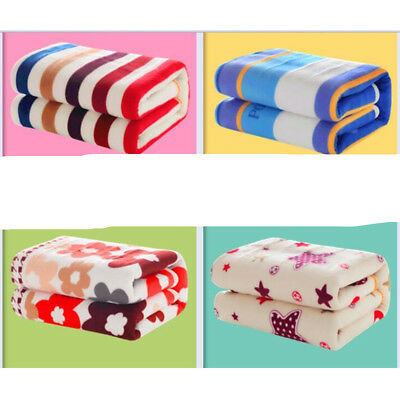 Electric Heated Blanket 150*70cm 220V Cotton Warm Pad Winter Blanket s1
