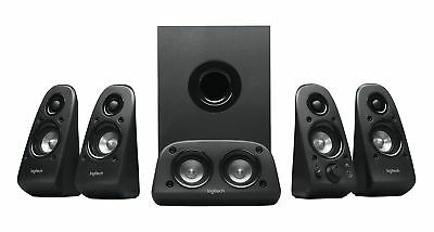 Altavoces Logitech Surround sound Speakers Z506 5.1 Válido PC PS3 Xbox360 Wii