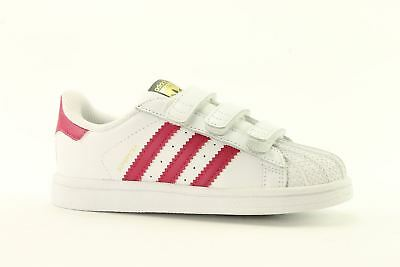 adidas Superstar BZ0420 Infants Trainers~Originals~UK 5 to 9.5 Only