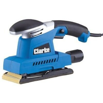 Clarke COS200 1/3 Sheet Orbital Sander 6462051