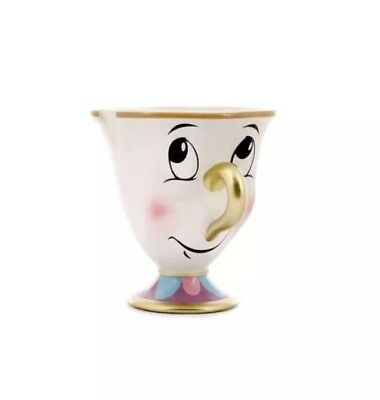 Disney Beauty and the Beast Chip Cup Teacup Mug Very Rare Unique Gift