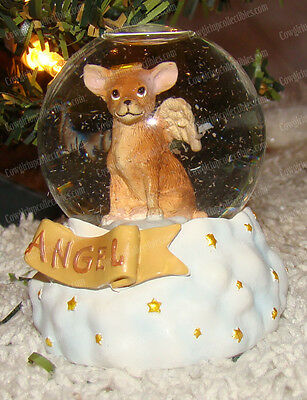 ANGEL 45mm WG (Aye Chihuahua by Westlant, 13350) Snow Globe (2008)