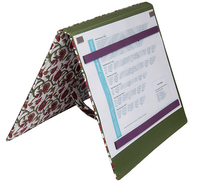 KnitPro Aspire Knitting Pattern Chart Keeper Holder - Small or Large