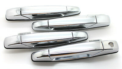 New LatchWell CHROME Outside Door Handle SET / FOR 2007-2014 LISTED GM MODELS