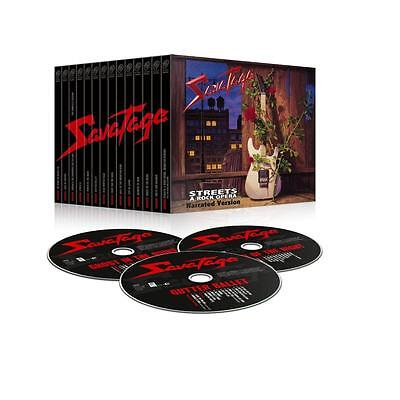 The Ultimate Boxset von Savatage (2014)