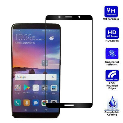 2pcs GENUINE Front Tempered Glass Film Screen Protector For Huawei Mate 10Lite