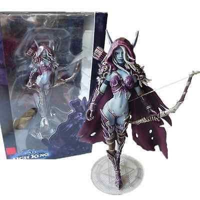 World Of Warcraft  Forsaken Queen Sylvanas Windrunner 5.7 inches Toy Figure