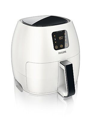 PHILIPS Avance Collection Airfryer XL HD9240/30 Fritteuse 2100 Watt weiß B-Ware