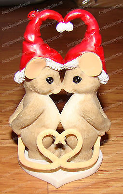 What I Love most about Christmas is YOU (Charming Tails by Enesco, 4046943) 2015