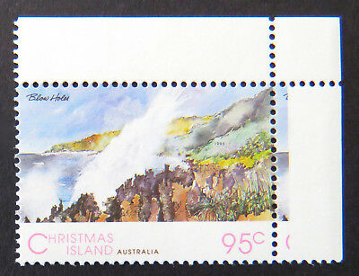 1993 Christmas Island Stamps - Scenic Views of Christmas Island - Single 95c MNH