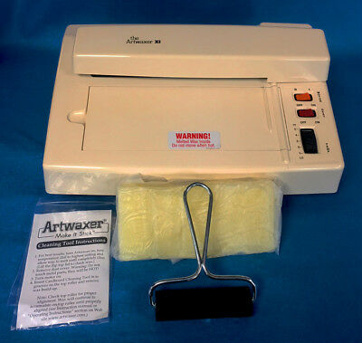 Art Waxer 300A Xl Repositionable Adhesive System Used *** Mint Condition ***