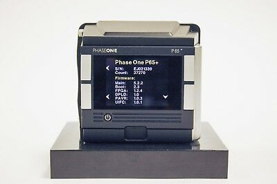 Phase One P65+ 60MP Digital Medium Format Back for Mamiya  -  Tested  -  #21339