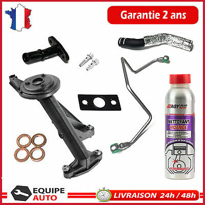 KIT DE MONTAGE TURBO 1,6 HDI 110 cv PEUGEOT 1007 206 207 3008 307 308 407 5008
