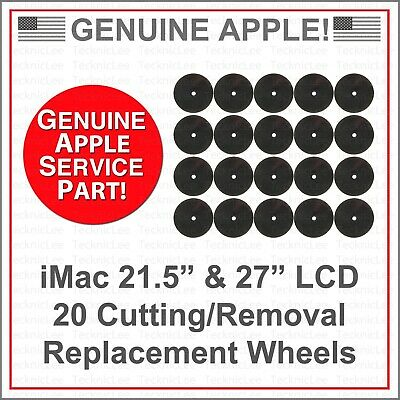 "Packing of 20 for Imacs 27/"" and 21.5/"" NEW 076-1417 Apple Display Removal Wheels"