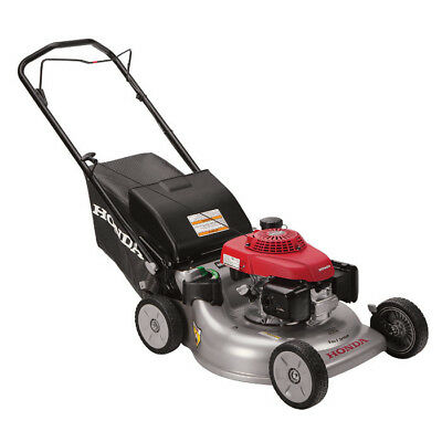 Honda 160cc Gas 21 in. 3-in-1 Manual Drive Lawn Mower w/ Roto-Stop 659120 New