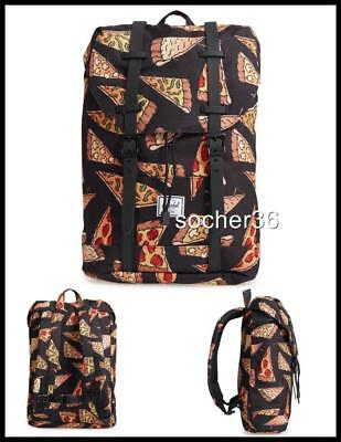 de8fdf514e40 Herschel Supply Co. Kids  Retreat Backpack Black With Pizza Print Nwt  59.99