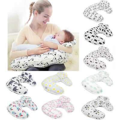 Adjustable Soft Maternity Nursing Pillow Breastfeeding Infant Baby Kids Feeding
