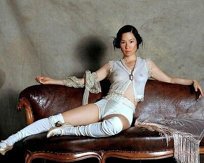 Lucy Liu 8x10 Hollywood Celebrity Photo. 8 x 10 Color Picture #1