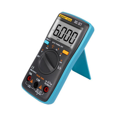 ZT102 Multimeter Volt Amp Diode Frequency Tester Electrical Checking Tool