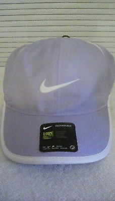 New Nike Feather Light Dri-Fit Lavender Hat