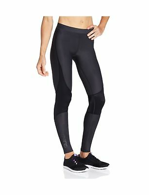 SKINS Women's RY400 Recovery Long Tights Black LH