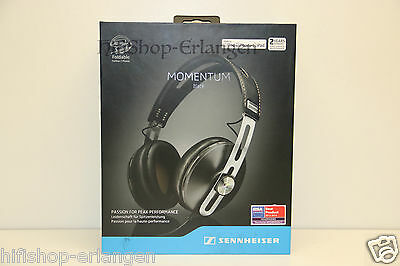 Sennheiser M2 AEI Momentum 2.0 Foldable Over-Ear Stereo Audio Headphones W.NEU