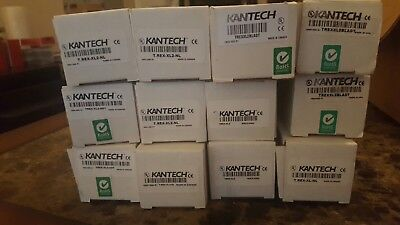 Lot of 12! NEW Kantech T-REX Exit Detectors! See Details for full list!