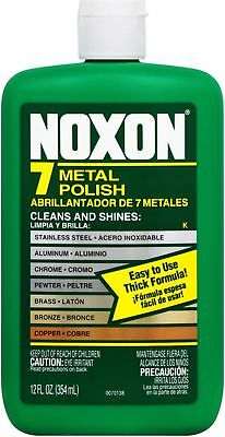 Noxon 7 Liquid Metal Polish, 12 fl oz