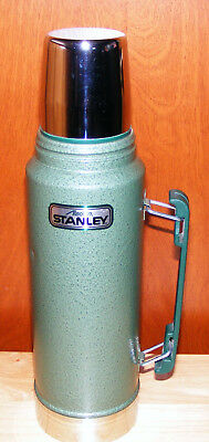 Stanley Aladdin A944DH Stainless Steel 1 Quart Thermos Made In The U.S.A