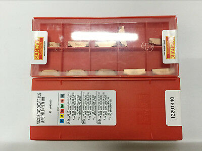 10pcs SANDVIK N123G2-0300-0003-TF1125 Carbide Inserts NEW