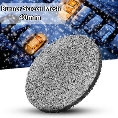 40mm Heater Burner Screen Pad Replace Part For Webasto Thermo Top E/C/V EVO 4/5