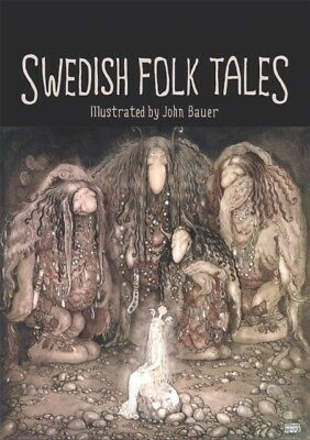 Swedish Folk Tales (Hardcover)