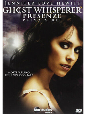 Ghost Whisperer - Stagione 01  6Dvd  Cofanetto