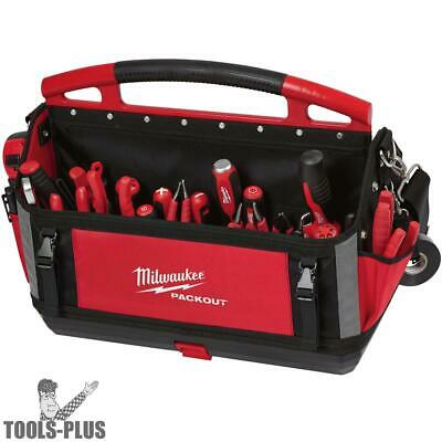 "Milwaukee 48-22-8320 20"" PACKOUT Tool Tote New"