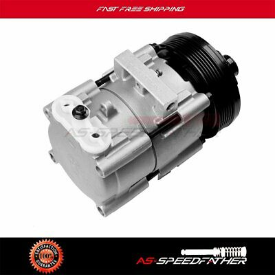 A//C Compressor For 1997-2003 2005-2006 Ford F150 4.2L V6 2000 1998 2001 M933ZZ