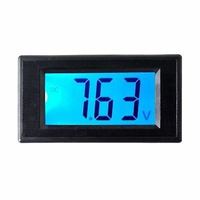 SMAKN AC/DC Powered 4 Wire DC 0-20V(19.99V) LCD Panel Volt Meter Voltmeter