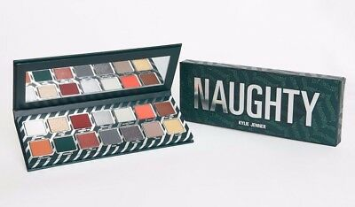 Kylie Jenner Kylie Cosmetics The Naughty Palette Kyshadow
