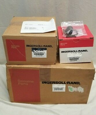 Ingersoll Rand 42306100 Air Free Unloader Lp Valve Kit