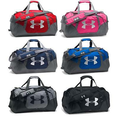 Under Armour UA Undeniable 3.0 Large Duffle Bag All Sport Duffel Gym Bag Colors