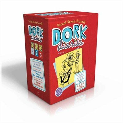 Dork Diaries Box Set (Books 4-6) Dork Diaries 4; Dork Diaries 5... 9781442498594