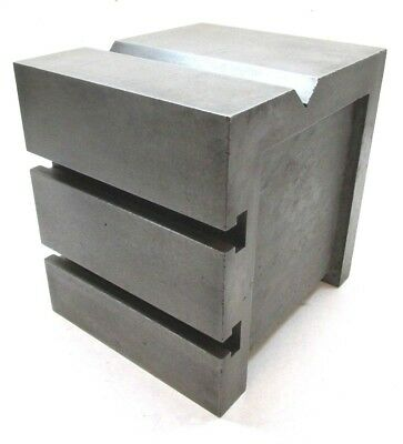 """8"""" x 7"""" x 8-1/4"""" STACKED BOX ANGLE PLATE"""