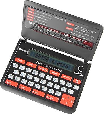 Franklin CWM-109 Collins LCD Crossword and Anagram Solver -From Argos on ebay